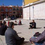 Taller de meditación y artes marciales en el Centro de las Capacidades