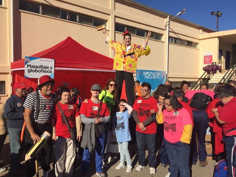 Fundhex e Inibedi participan en el programa Diputación Inclusiva