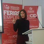 Charla sobre Empleo y Discapacidad sobre la metodología ECA