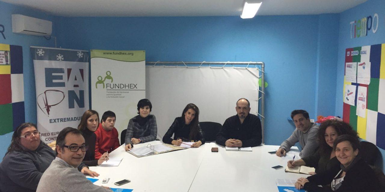FUNDHEX conmemora el Día de la Mujer con un taller sobre mujer y discapacidad