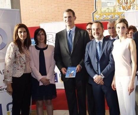 Fundhex participa en la Visita Real al Observatorio de la Especificidad de Castilla-La Mancha