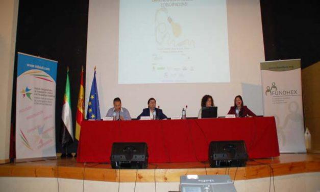 JORNADA DE EMPRENDIMIENTO SOCIAL Y DISCAPACIDAD EN ARROYO DE LA LUZ.